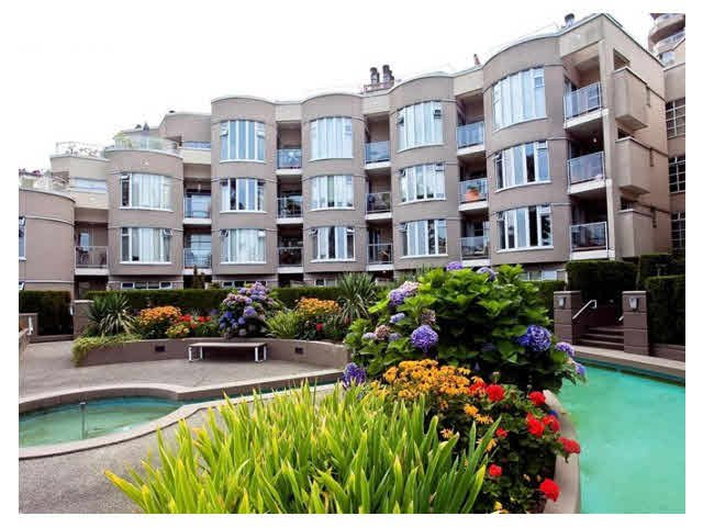 """Main Photo: 317 1236 W 8TH Avenue in Vancouver: Fairview VW Condo for sale in """"Galleria"""" (Vancouver West)  : MLS®# V1115090"""