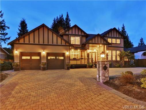 Main Photo: 804 Alvarado Terr in VICTORIA: SE Cordova Bay House for sale (Saanich East)  : MLS®# 722760