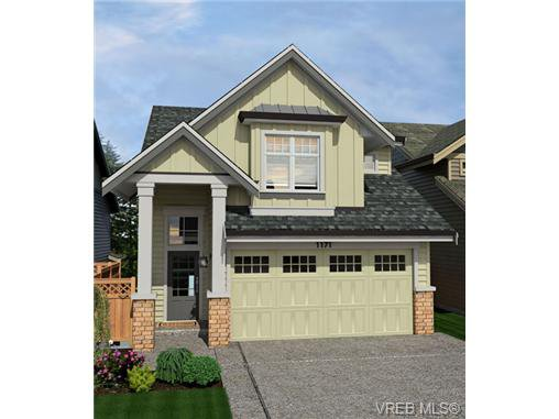 Main Photo: 1171 Bombardier Crescent in VICTORIA: La Westhills Single Family Detached for sale (Langford)  : MLS®# 363616