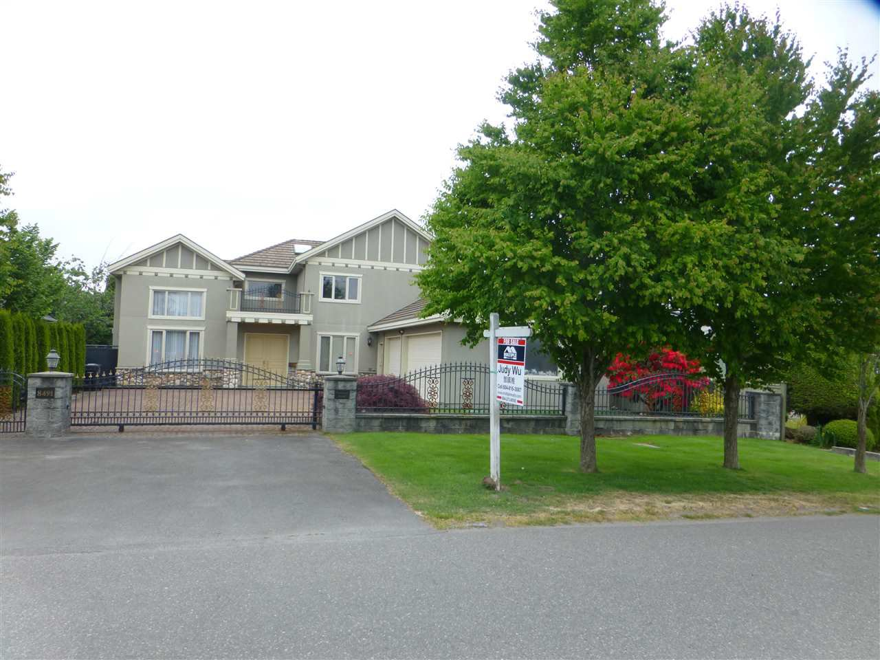 Main Photo: 8491 MOWBRAY Road in Richmond: Saunders House for sale : MLS®# R2069673