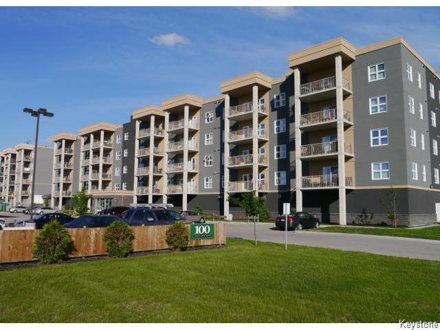 Main Photo: 100 Creek Bend Road in Winnipeg: St Vital Condominium for sale (South East Winnipeg)  : MLS®# 1617644