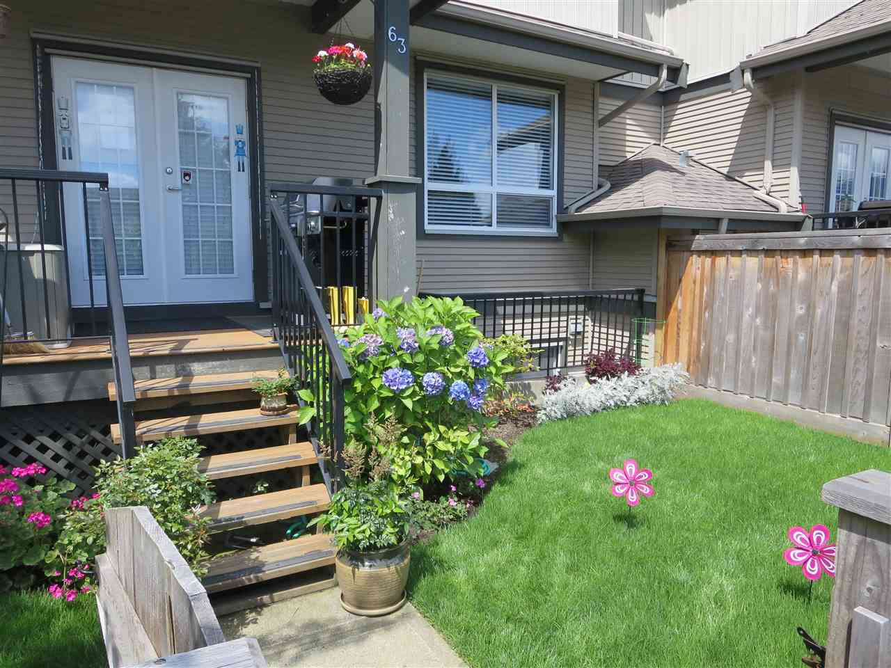 Photo 16: Photos: 63 3127 SKEENA Street in Port Coquitlam: Riverwood Townhouse for sale : MLS®# R2090693