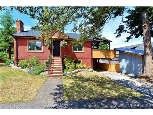 Main Photo: 2210 Victor Street in VICTORIA: Vi Fernwood Single Family Detached for sale (Victoria)  : MLS®# 367746