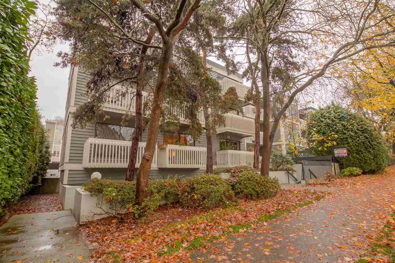 "Main Photo: 107 1545 E 2ND Avenue in Vancouver: Grandview VE Condo for sale in ""TALISHAN WOODS"" (Vancouver East)  : MLS®# R2121835"