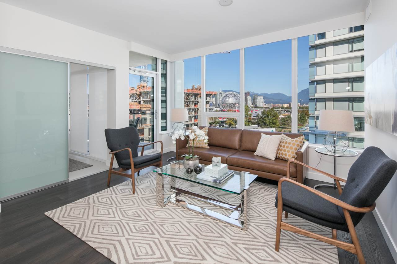 "Main Photo: 910 111 E 1ST Avenue in Vancouver: Mount Pleasant VE Condo for sale in ""Block 100"" (Vancouver East)  : MLS®# R2125894"