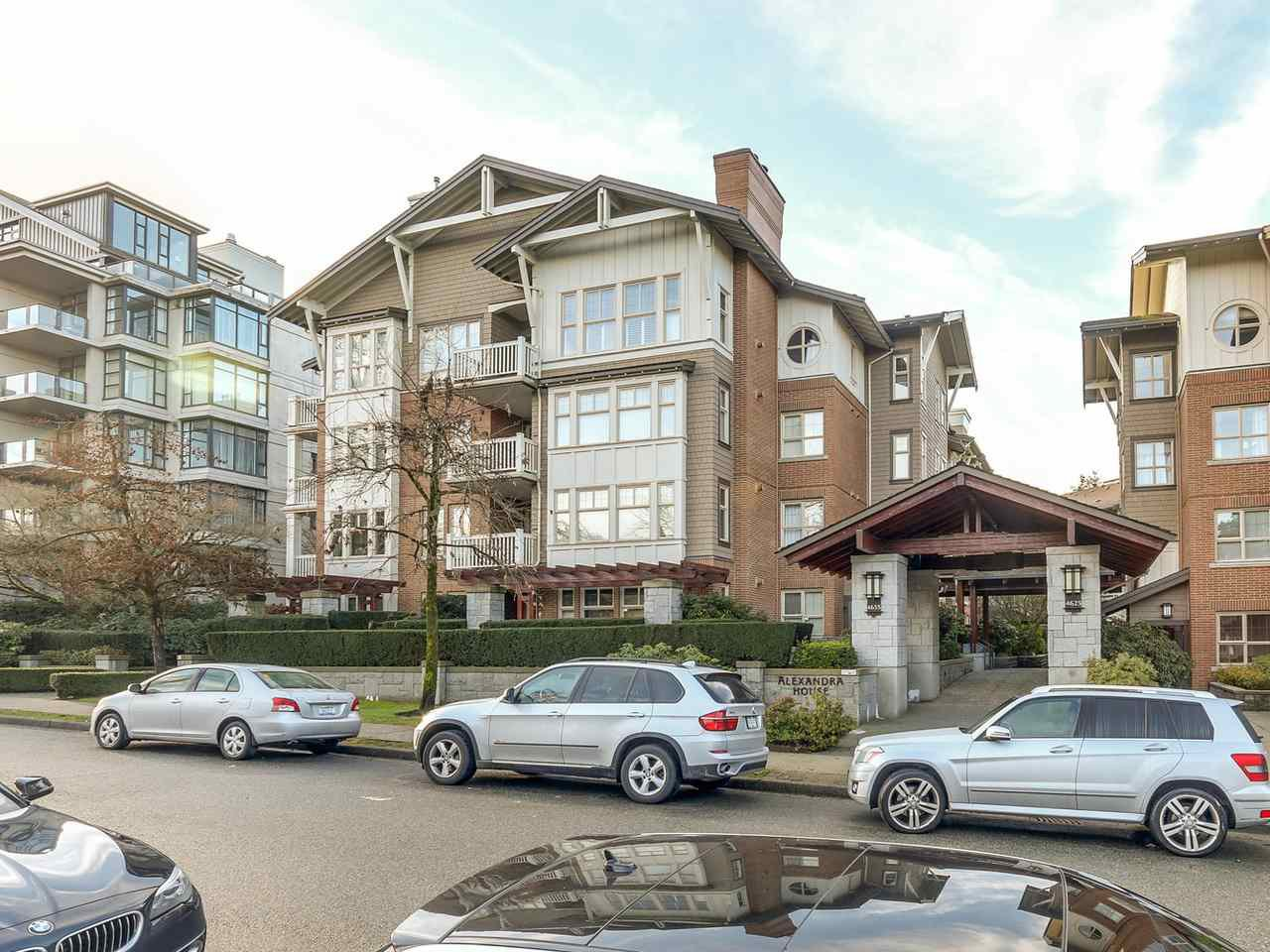 """Main Photo: 1306 4655 VALLEY Drive in Vancouver: Quilchena Condo for sale in """"ALEXANDRA HOUSE"""" (Vancouver West)  : MLS®# R2133417"""
