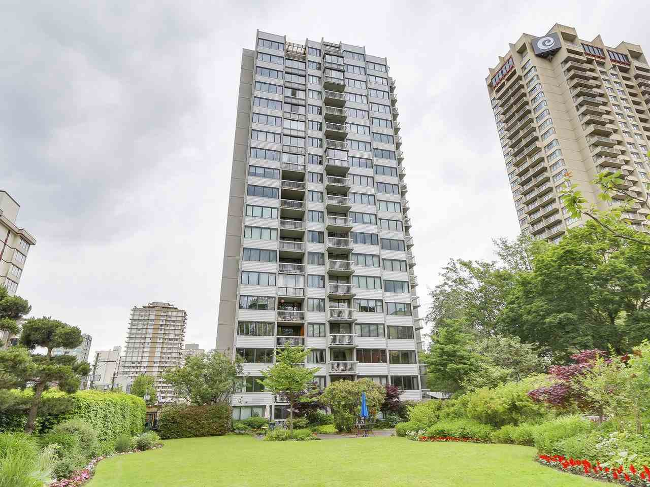 Main Photo: 304 1740 COMOX STREET in Vancouver: West End VW Condo for sale (Vancouver West)  : MLS®# R2178648