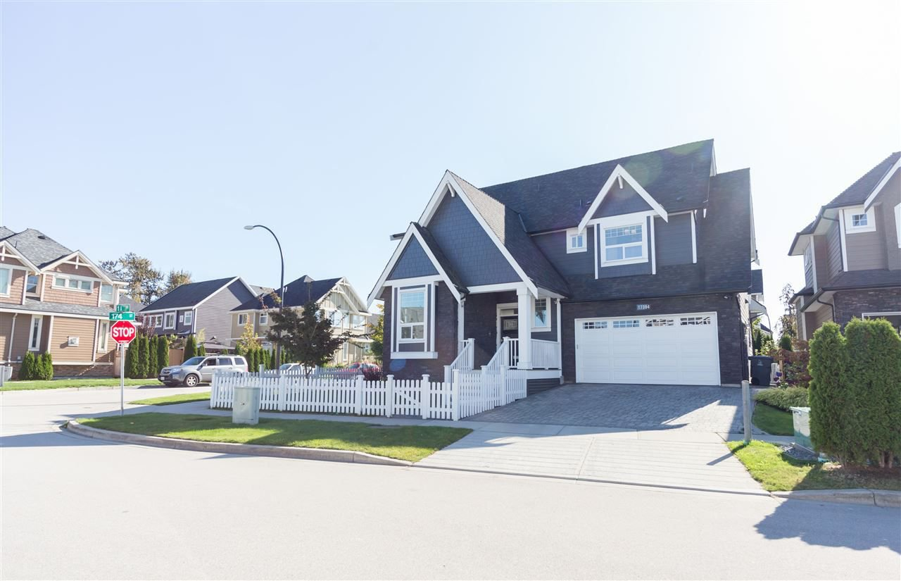 Main Photo: 17394 1A Avenue in Surrey: Pacific Douglas House for sale (South Surrey White Rock)  : MLS®# R2211867