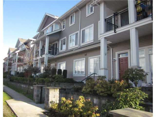 Main Photo: 4 4025 NORFOLK STREET in : Central BN Townhouse for sale (Burnaby North)  : MLS®# V941861