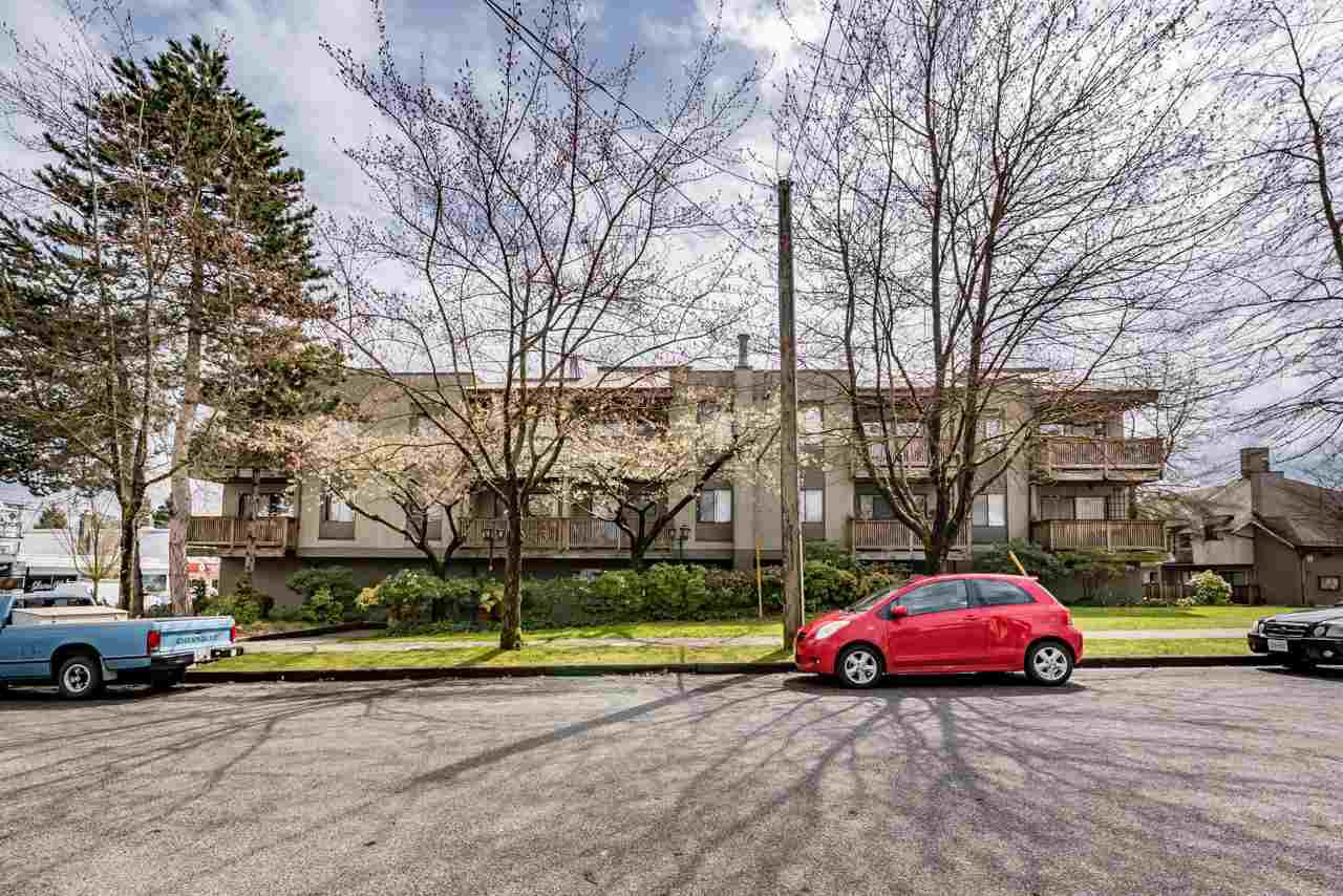 Main Photo: 118 1202 London Street in New Westminster: West End NW Condo for sale : MLS®# R2155227