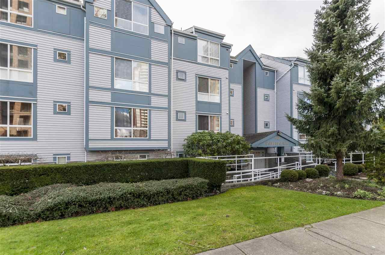 Main Photo: 309 7465 SANDBORNE Avenue in Burnaby: South Slope Condo for sale (Burnaby South)  : MLS®# R2262198