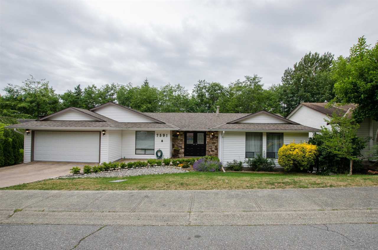 Main Photo: 7591 BARRYMORE Drive in Delta: Nordel House for sale (N. Delta)  : MLS®# R2285175