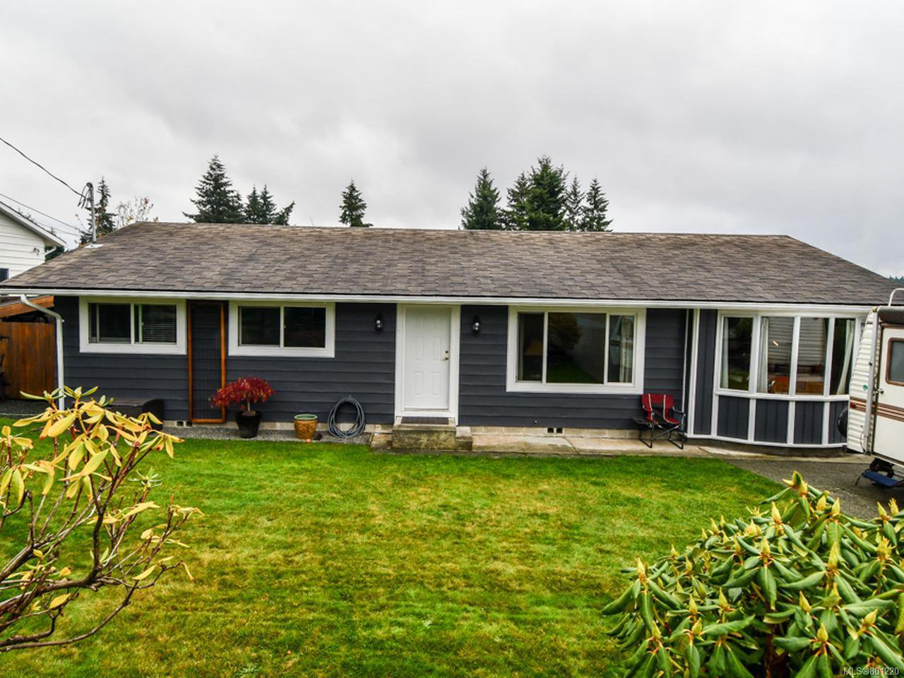 Main Photo: 663 SANDOWNE DRIVE in CAMPBELL RIVER: CR Campbell River Central House for sale (Campbell River)  : MLS®# 801220
