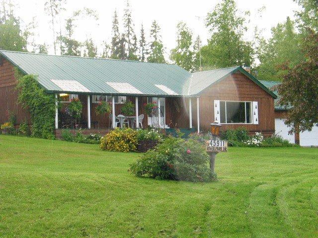 Main Photo: 45911 RIVER PARK Drive in Burns Lake: Granisle House for sale (Burns Lake (Zone 55))  : MLS®# R2341679