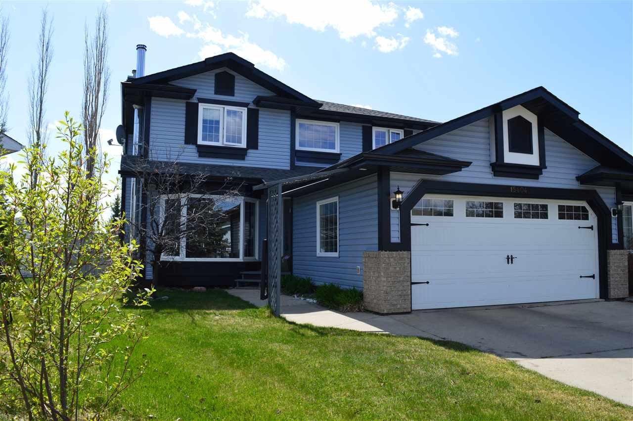 Main Photo: 15404 130 Street in Edmonton: Zone 27 House for sale : MLS®# E4146299
