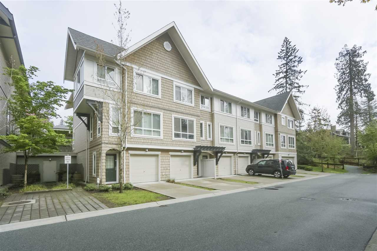 "Main Photo: 17 1305 SOBALL Street in Coquitlam: Burke Mountain Townhouse for sale in ""Tyneridge North"" : MLS®# R2362199"