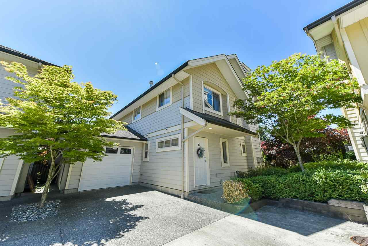 "Main Photo: 6 23838 120A Lane in Maple Ridge: East Central House for sale in ""SHADOW RIDGE"" : MLS®# R2382342"