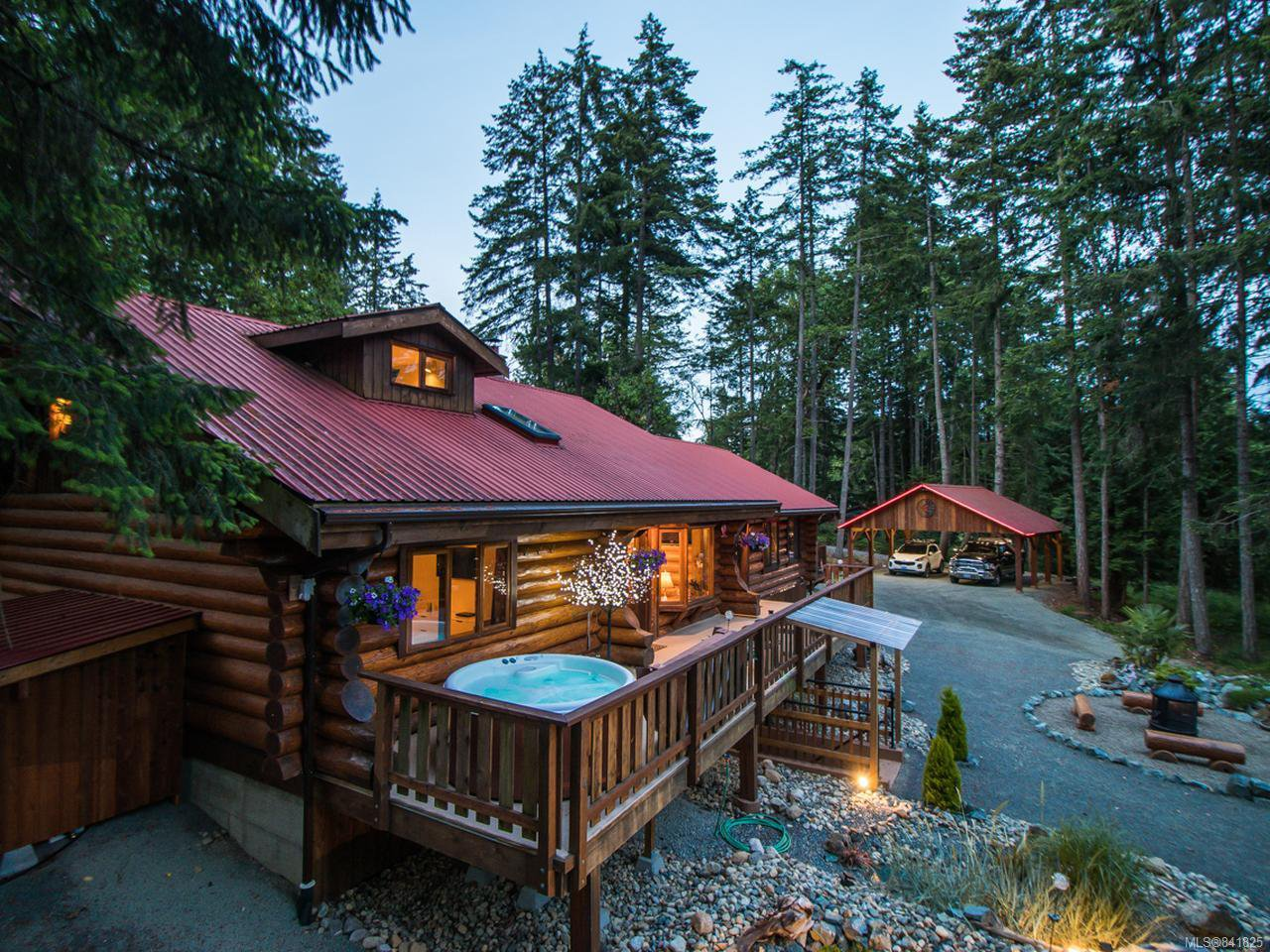 Main Photo: 7147 Aulds Rd in LANTZVILLE: Na Upper Lantzville House for sale (Nanaimo)  : MLS®# 841825