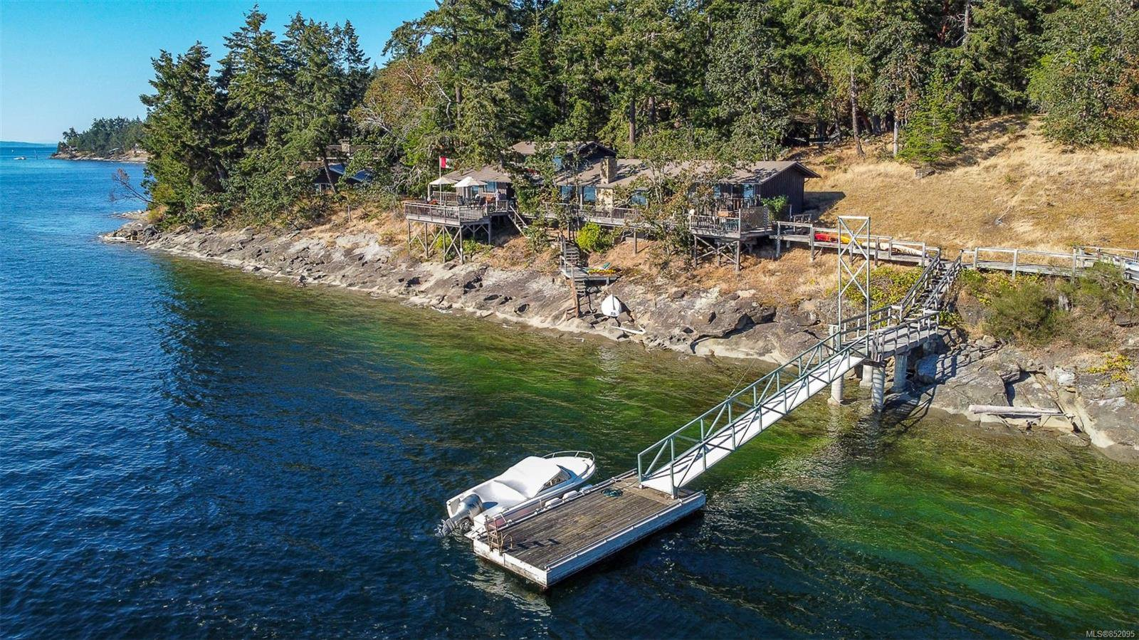 Main Photo: 236 McGill Rd in : GI Salt Spring Single Family Detached for sale (Gulf Islands)  : MLS®# 852095