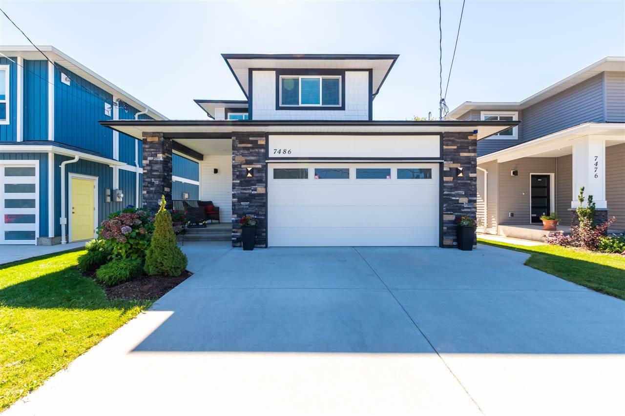Main Photo: 7486 MORROW Road: Agassiz House for sale : MLS®# R2496344