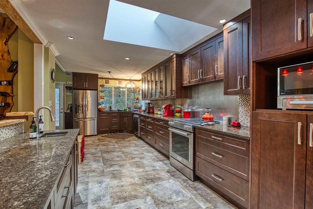 Massive kitchen for entertaining
