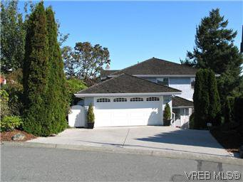 Main Photo: 894 Currandale Court in VICTORIA: SE Lake Hill Single Family Detached for sale (Saanich East)  : MLS®# 300555