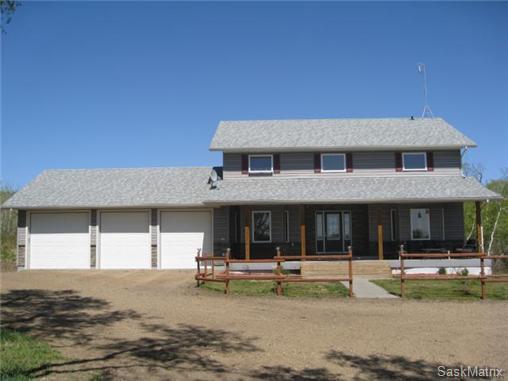 Main Photo: Wiebe Acreage in Corman Park NW: Corman Park Acreage for sale (Saskatoon NW)  : MLS®# 415898