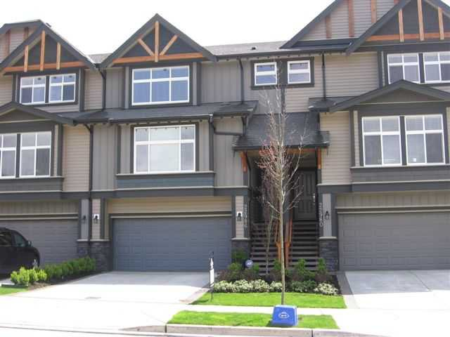 "Main Photo: 22986 GILBERT Drive in Maple Ridge: Silver Valley Townhouse for sale in ""STONELEIGH"" : MLS®# V926463"