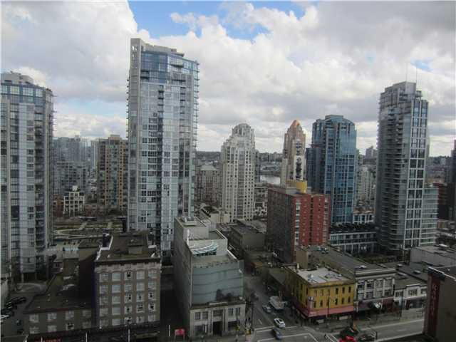 "Main Photo: # 1807 1188 HOWE ST in Vancouver: Downtown VW Condo for sale in ""1188 HOWE"" (Vancouver West)  : MLS®# V937383"