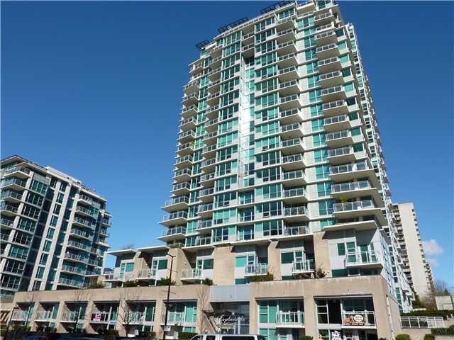 Main Photo: # 2204 188 E ESPLANADE ST in North Vancouver: Lower Lonsdale Condo for sale : MLS®# V986421