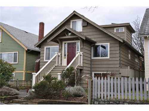 Main Photo: 479 55TH Ave in Vancouver East: South Vancouver Home for sale ()  : MLS®# V861979