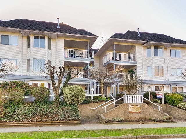 Main Photo: 104 3088 FLINT Street in Port Coquitlam: Glenwood PQ Condo for sale : MLS®# V1054892