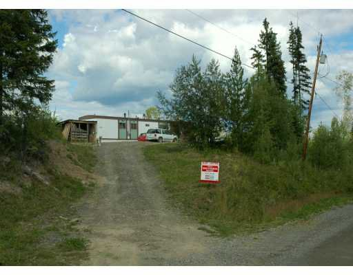 Main Photo: 17950 E PERRY Road in Prince George: Giscome/Ferndale Manufactured Home for sale (PG Rural East (Zone 80))  : MLS®# N165982