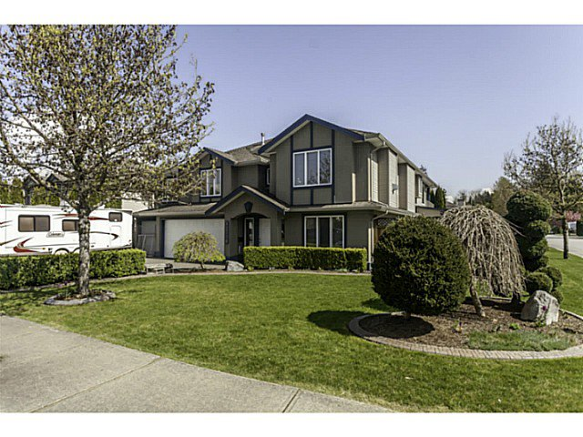 Main Photo: 12736 228TH Street in Maple Ridge: East Central House for sale : MLS®# V1115803