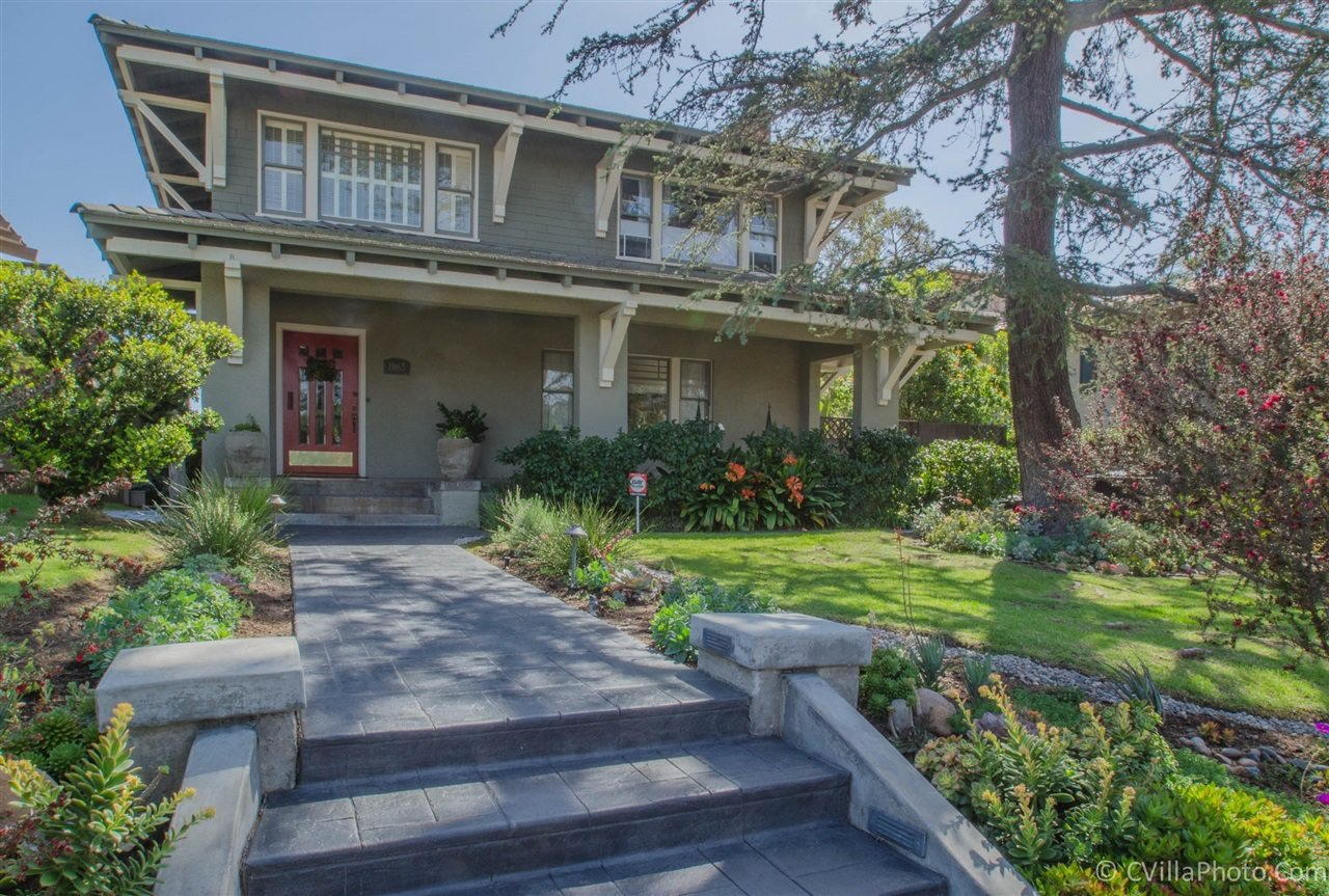Main Photo: MISSION HILLS House for sale : 5 bedrooms : 1965 Sunset in San Diego
