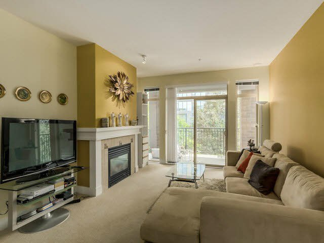 "Main Photo: 302 2280 WESBROOK Mall in Vancouver: University VW Condo for sale in ""KEATS HALL"" (Vancouver West)  : MLS®# V1129410"