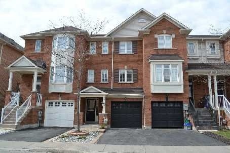Main Photo: 17 271 S Richvale Drive in Brampton: Heart Lake East House (3-Storey) for lease : MLS®# W3391038