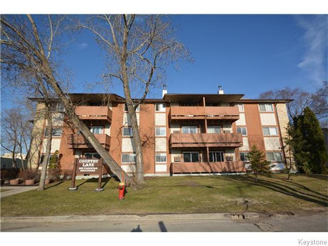 Main Photo: Princeton Boulevard in Winnipeg: Condominium for sale : MLS®# 1609762
