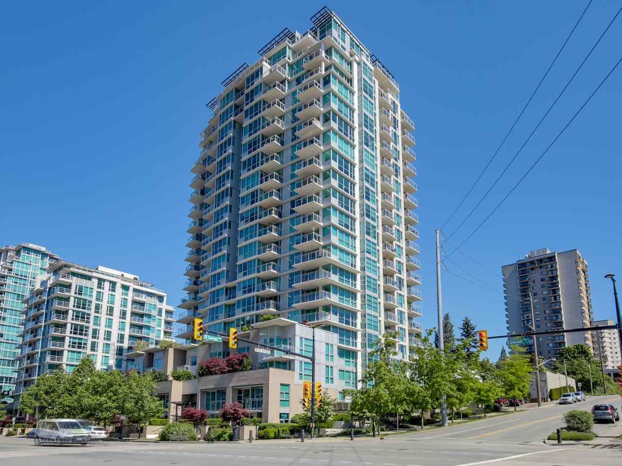 "Main Photo: 708 188 E ESPLANADE in North Vancouver: Lower Lonsdale Condo for sale in ""Esplanade at the PIER"" : MLS®# R2067260"