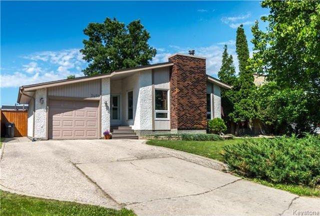 Main Photo: 3459 Eldridge Avenue in Winnipeg: Charleswood Residential for sale (1G)  : MLS®# 1718425