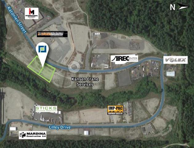 Main Photo: 12890 & 12910 Katonien Street in Maple Ridge: North Maple Ridge Land for sale : MLS®# C8011301