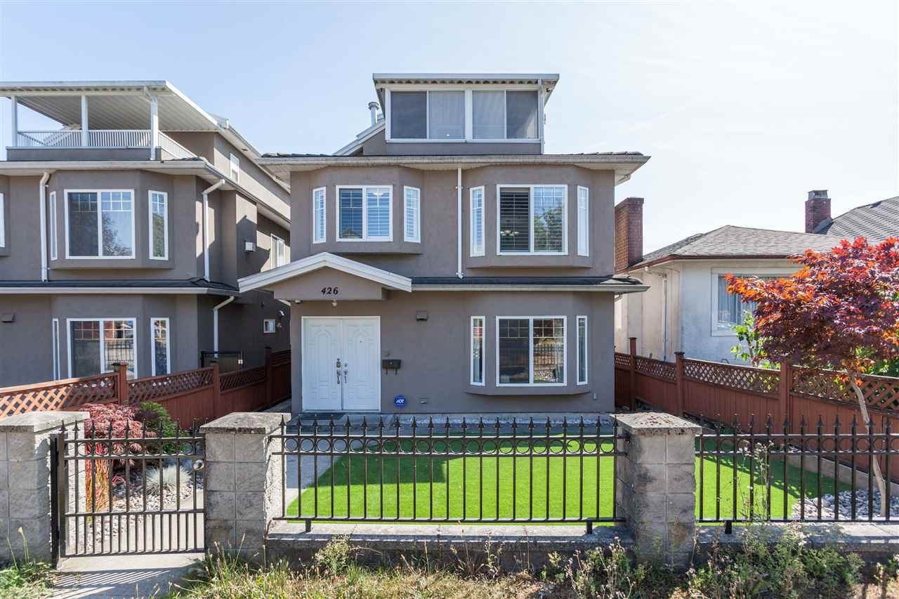 Main Photo: 426 E 60TH Avenue in Vancouver: South Vancouver House for sale (Vancouver East)  : MLS®# R2200562