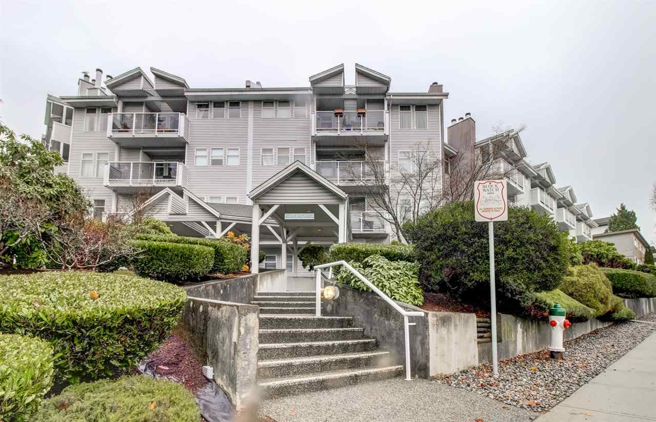 Main Photo: 211 5335 HASTINGS Street in Burnaby: Capitol Hill BN Condo for sale (Burnaby North)  : MLS®# R2232112