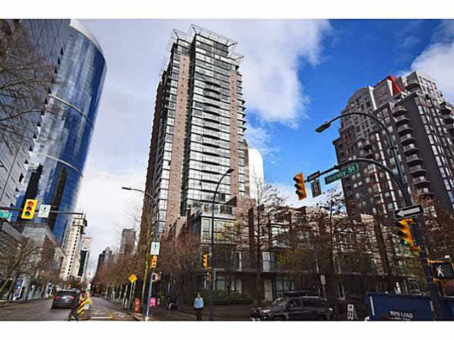 Main Photo: #2907 - 1068 HORNBY ST in VANCOUVER: Downtown VW Condo for sale (Vancouver West)  : MLS®# V1048761