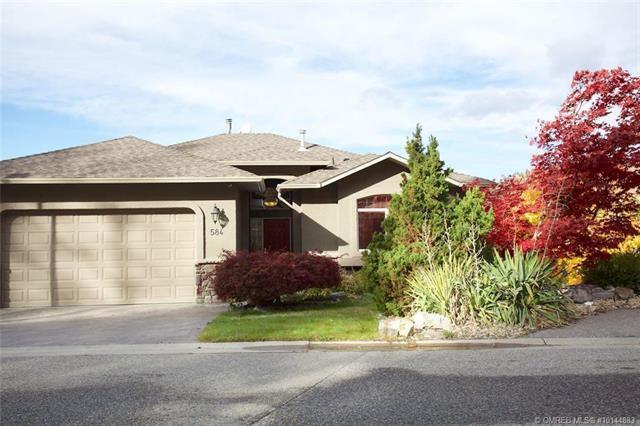 Main Photo: 584 Denali Drive, in Kelowna: House for sale : MLS®# 10144883