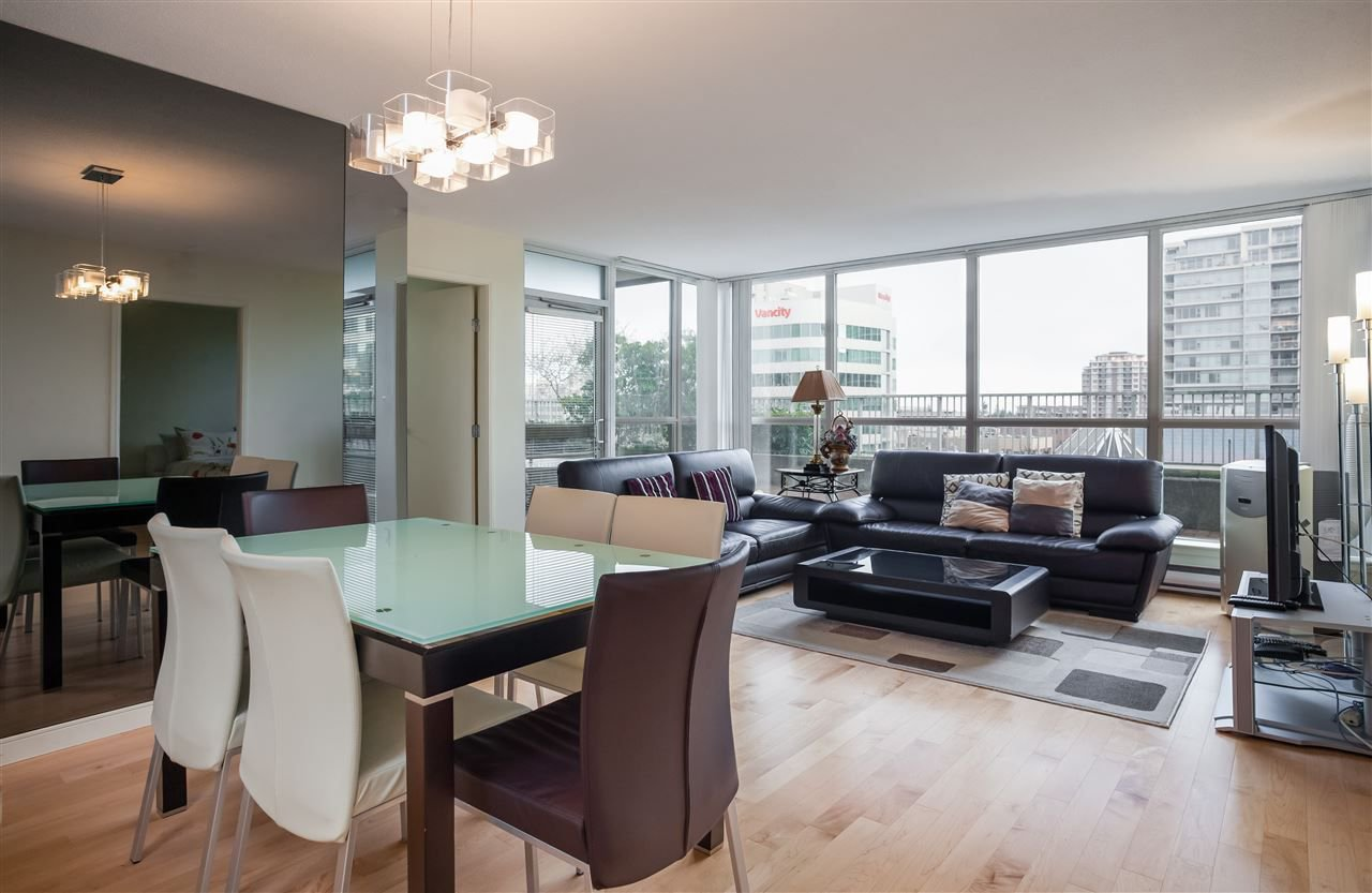 """Main Photo: 602 7878 WESTMINSTER Highway in Richmond: Brighouse Condo for sale in """"The Wellington"""" : MLS®# R2255339"""