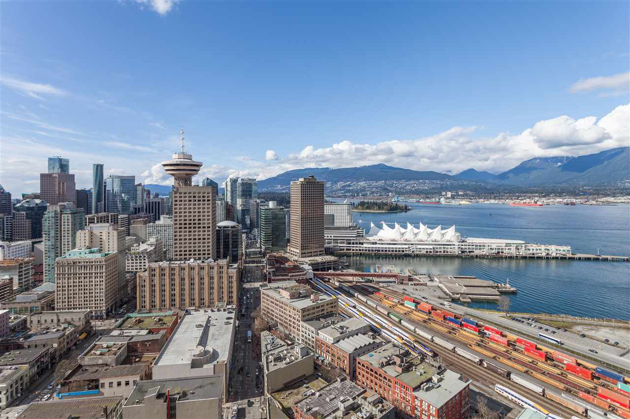 """Main Photo: 508 128 W CORDOVA Street in Vancouver: Downtown VW Condo for sale in """"WOODWARDS W43"""" (Vancouver West)  : MLS®# R2255554"""