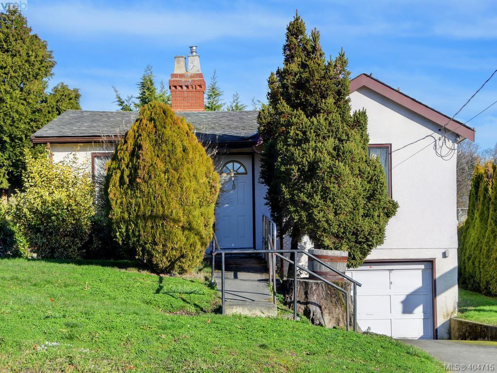 Main Photo: 3419 Bethune Avenue in VICTORIA: SE Quadra Single Family Detached for sale (Saanich East)  : MLS®# 404715