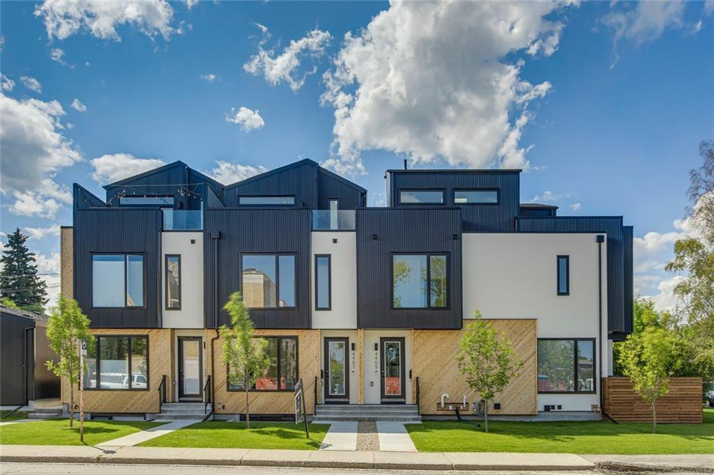 Main Photo: 4907 16 Street SW in Calgary: Altadore Row/Townhouse for sale : MLS®# C4235288