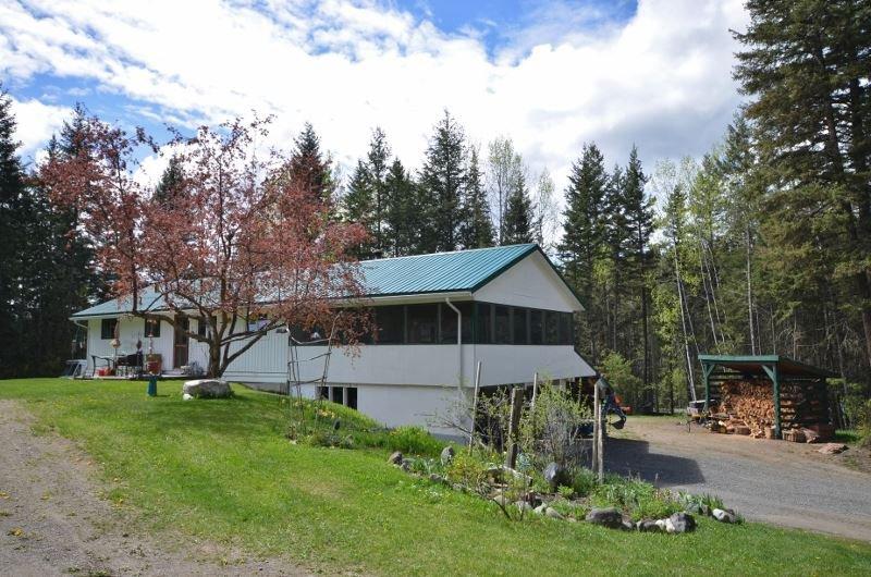 Main Photo: 3764 HILLSIDE Road in Williams Lake: Williams Lake - Rural North House for sale (Williams Lake (Zone 27))  : MLS®# R2370892